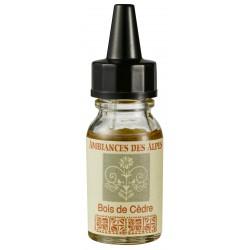 Concentrés de parfum Bois de Cèdre