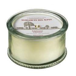 Scented candle Edelweiss