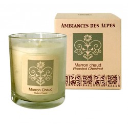 Scented Candle Roasted Chestnut