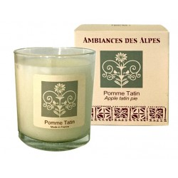 Scented Candle Apple tatin pie