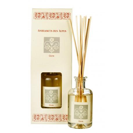 Bouquet parfumé Givre