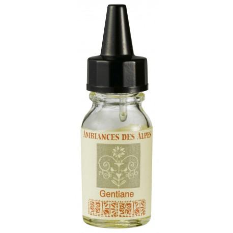 Concentrés de parfum Gentiane