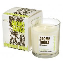 Scented candle Tonka aroma