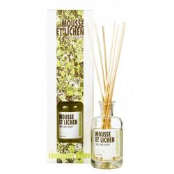 Bouquet parfumé Mousse et Lichen