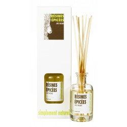 Diffuser Spicy Resins
