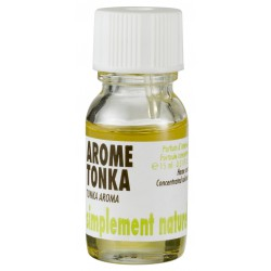 Concentrés de parfum Arôme Tonka