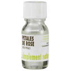 Concentrés de parfum Pétales de Rose