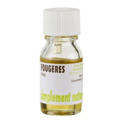 Perfume concentrate Ferns