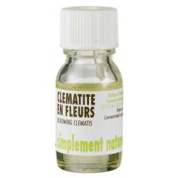 Concentrés de parfum Clématites en Fleurs