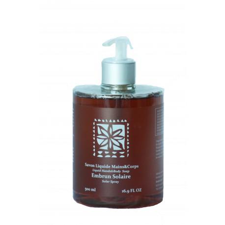 Liquid Soap hoarfrost