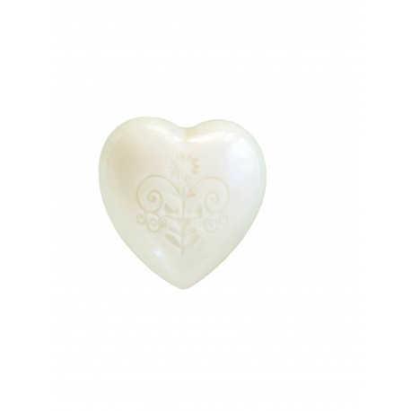 Soap heart Snowball