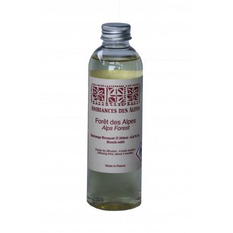 Refill bottle Alps Forest