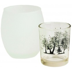 Tealights candles holders Trees